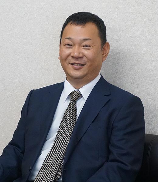 代表取締役社長 服部善弘