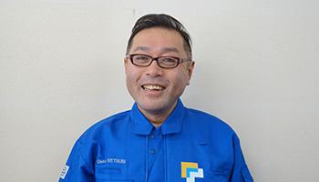 営業1課 西村 平(にしむら たいら)