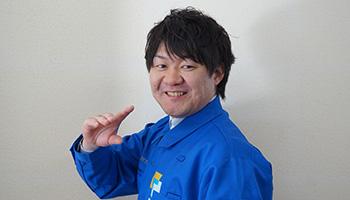 営業2課 課長 伊藤 圭司(いとう けいじ)